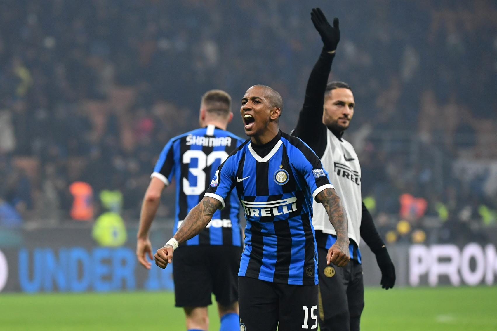Inter: Young, Berni, Borja Valero, Padelli