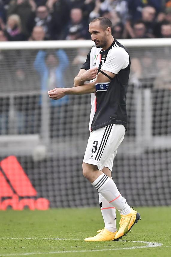 Juventus: Chiellini, Buffon