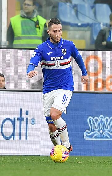 Sampdoria: Bertolacci, Barreto