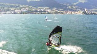 Federico Benamati: il vento (e il surf) nel destino