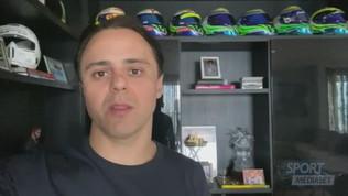 """Massa: """"Ciao italiani, siamo forti. Stiamo a casa e andrà tutto bene"""""""