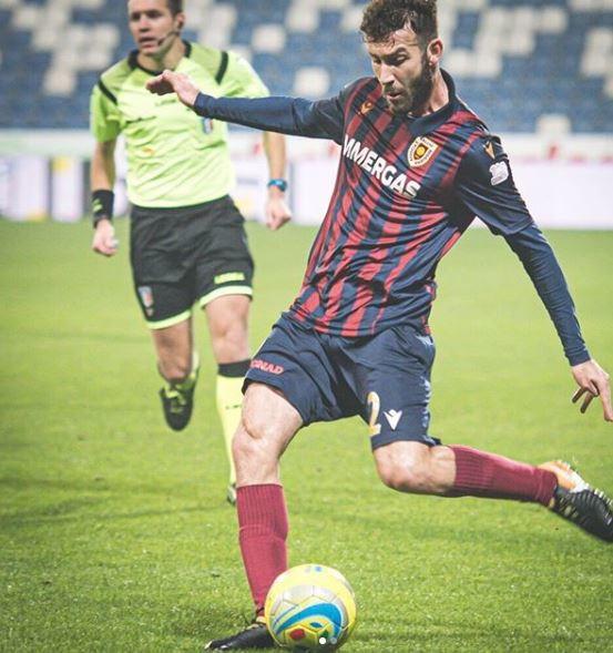 Alessandro Favalli (Calcio - Reggio Audace)