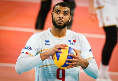 Earvin N'Gapeth (Volley - Zenit Kazan)
