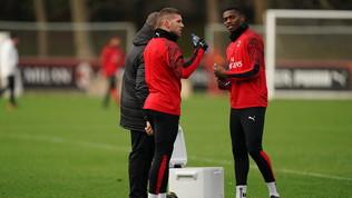 Milan pronto a prolungare stop allenamenti dopo il 22 marzo