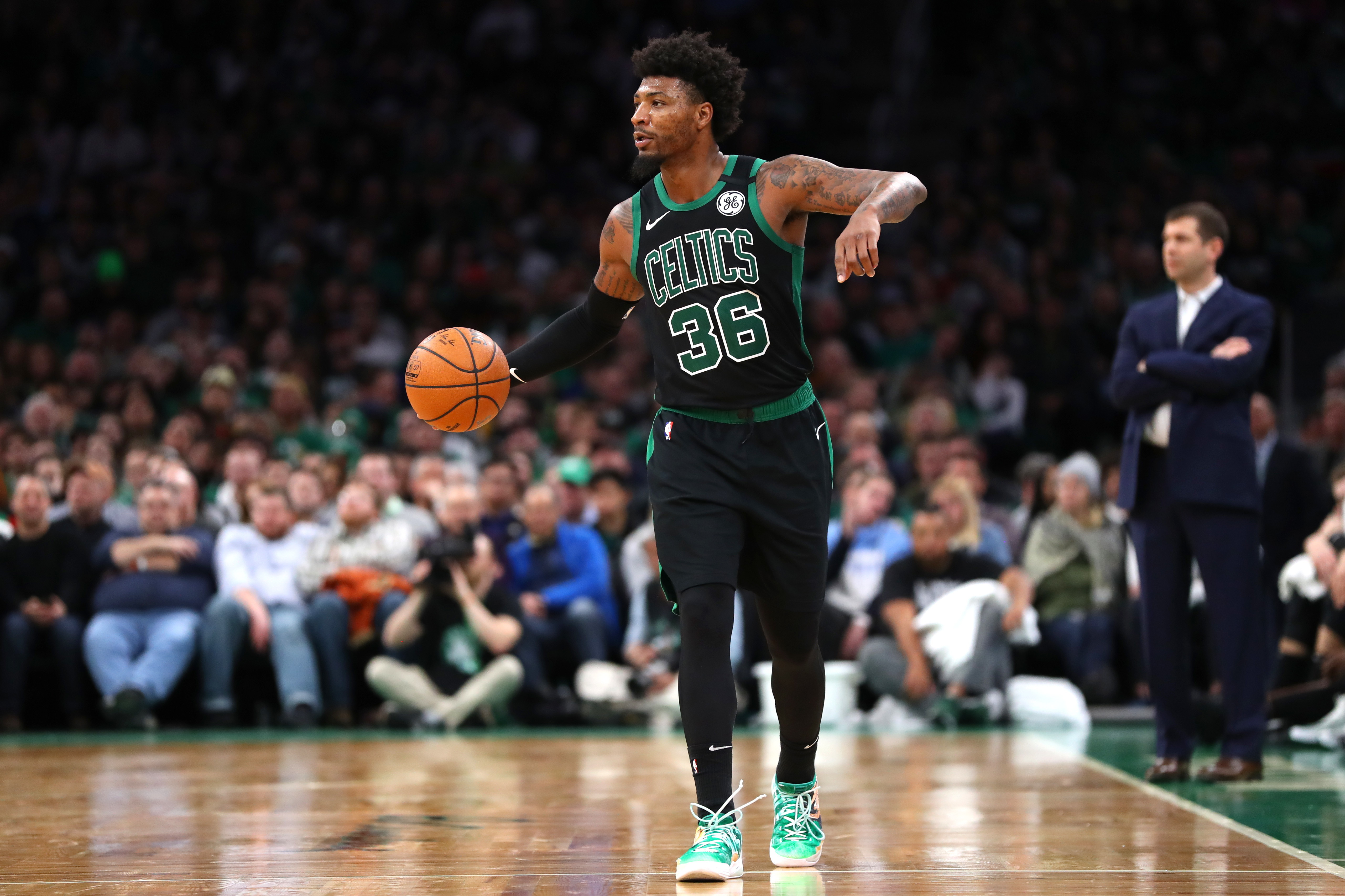 Marcus Smart (Basket - Boston Celtics)