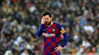 Messi a rischio decurtazione, il Barça pensa di tagliare gli ingaggi