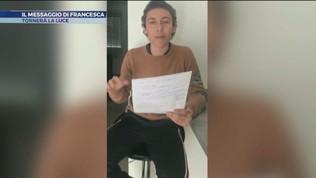 Il messaggio di Francesca Schiavone