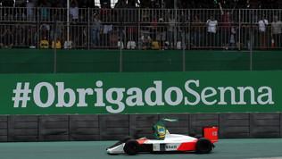 La leggenda di Ayrton anche fuori dal mondo delle corse