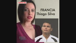 """Thiago Silva contro Macron: """"Il presidente non ha protetto la Francia"""""""