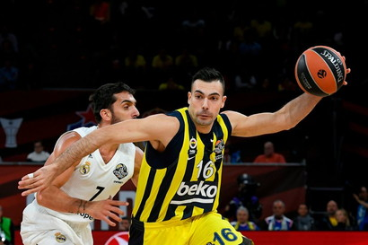 Kostas Sloukas (Basket - Fenerbahce)