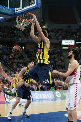 Jan Vesely (Basket - Fenerbahce)