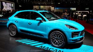 Due nuove Porsche elettriche in arrivo: Cross Turismo e Macan