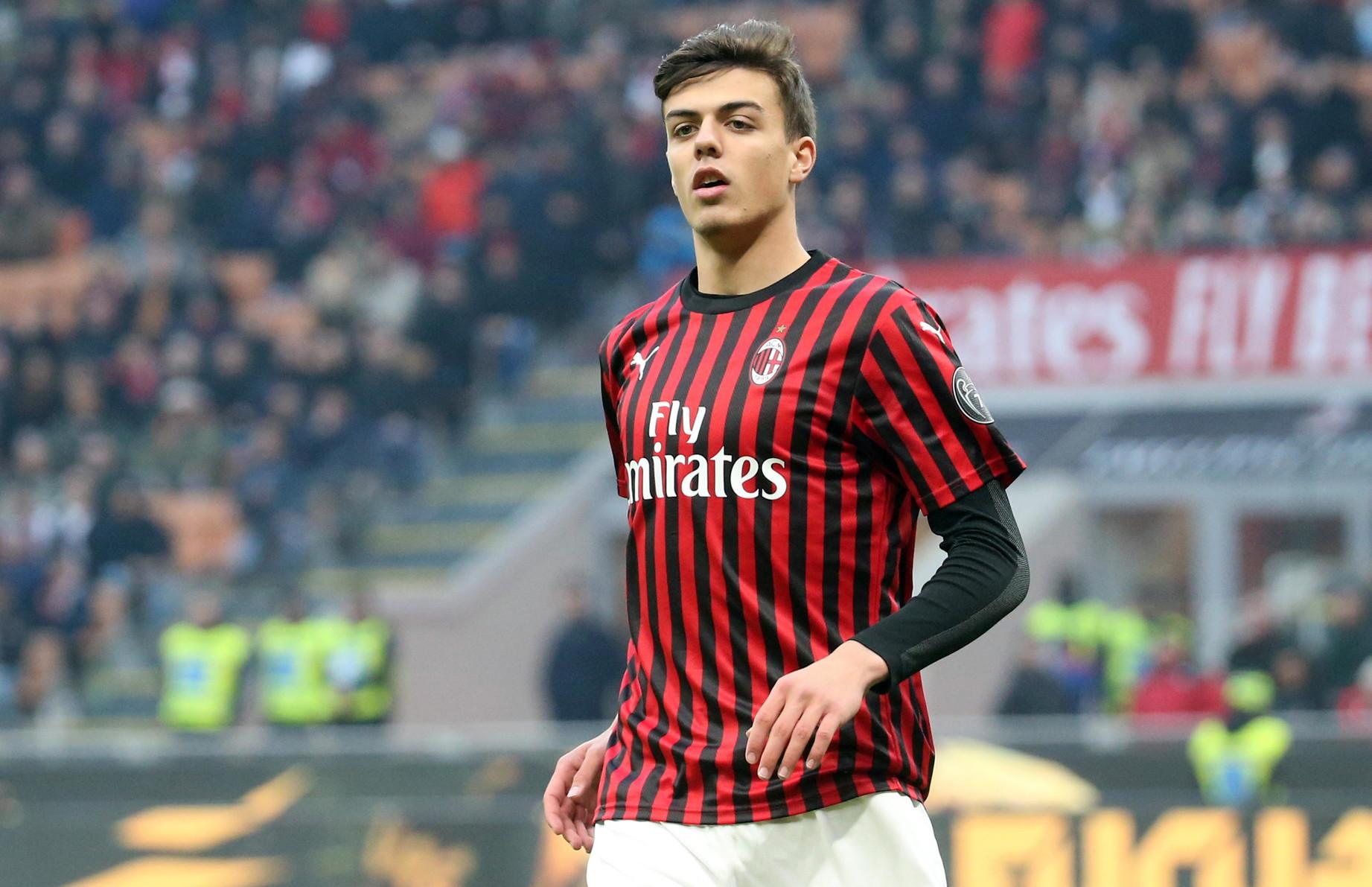 Daniel Maldini (Calcio - Milan) guarito