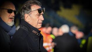 """Cellino: """"Stagione andata, se Lotito vuole lo scudetto se lo prenda"""""""