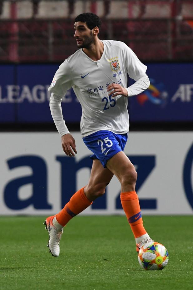 Marouane Fellaini (Calcio - Shandong Luneng)