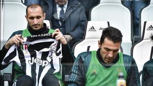 Juventus avanti coi senatori: rinnovi per Chiellini, Matuidi e Buffon