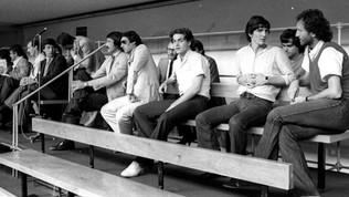 Le manette in campo: 40 anni fa lo scandalo-Totonero