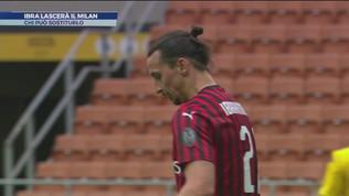 Ibrahimovic lascerà il Milan