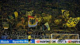 """I tifosi del Dortmund donano oltre 70mila euro in salsicce e birra """"virtuali"""""""