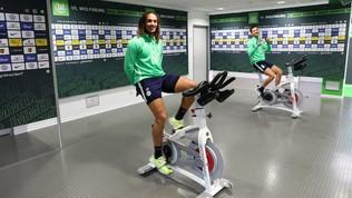 Per il Wolfsburg è tutto normale o quasi: ripresi gli allenamenti