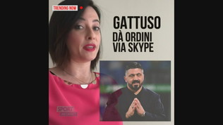 Ordini via Skype in casa Napoli? Gattuso può!