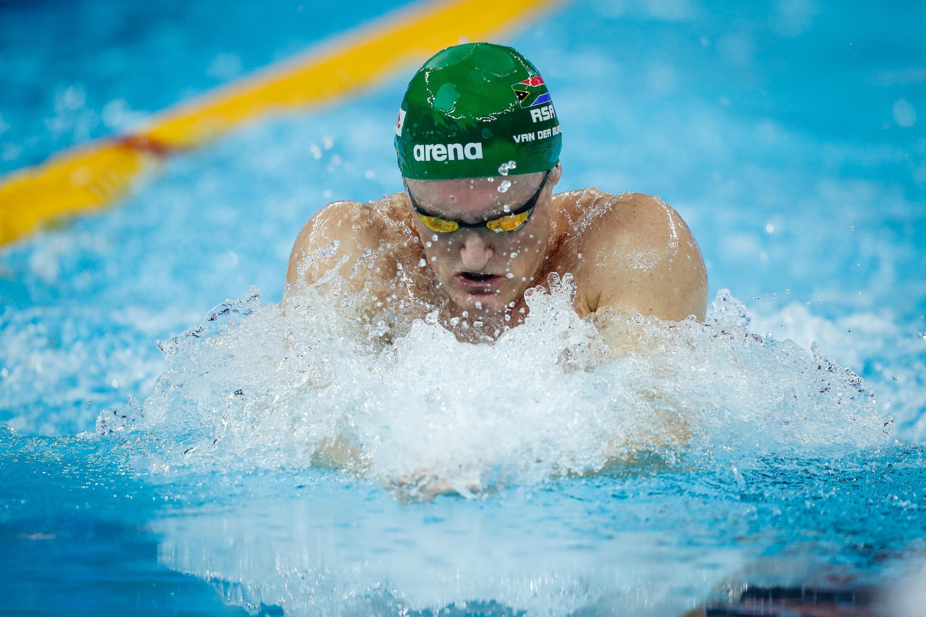 Cameron Van der Burgh (Nuoto - Sudafrica)