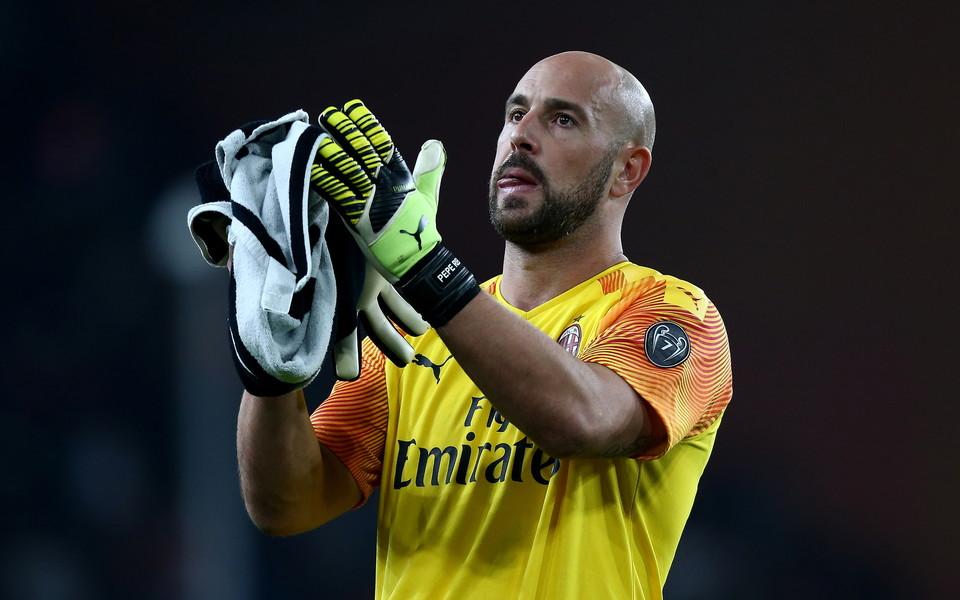 Pepe Reina (Calcio - Aston Villa)