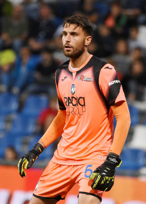 Marco Sportiello (Calcio - Atalanta) guarito