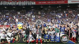 In Giappone niente Olimpiadi ma a maggio torna il calcio