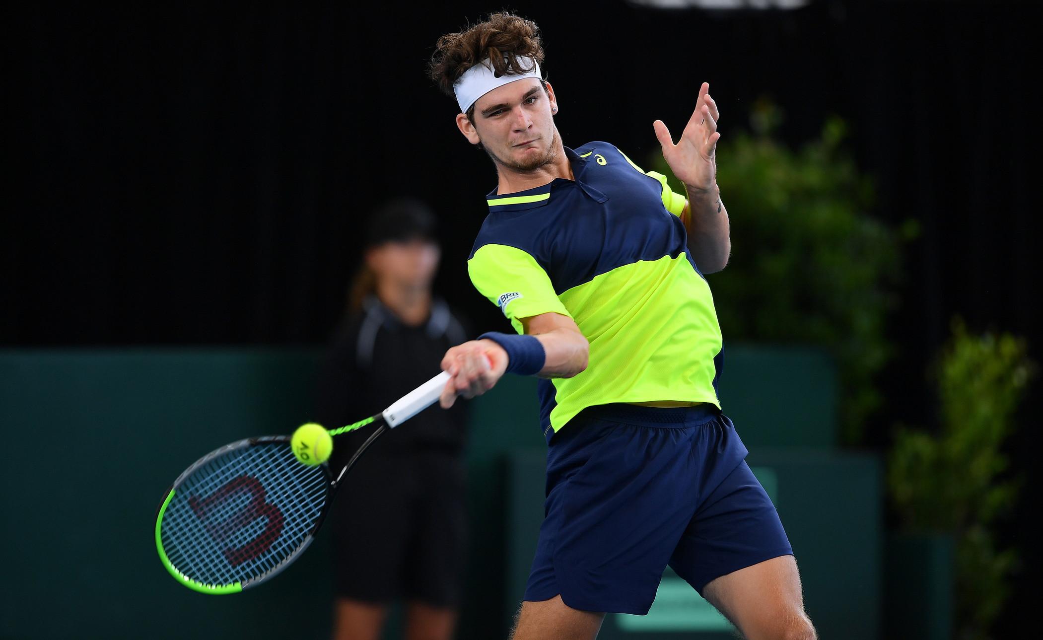 Thiago Seyboth Wild (Tennis - Brasile)