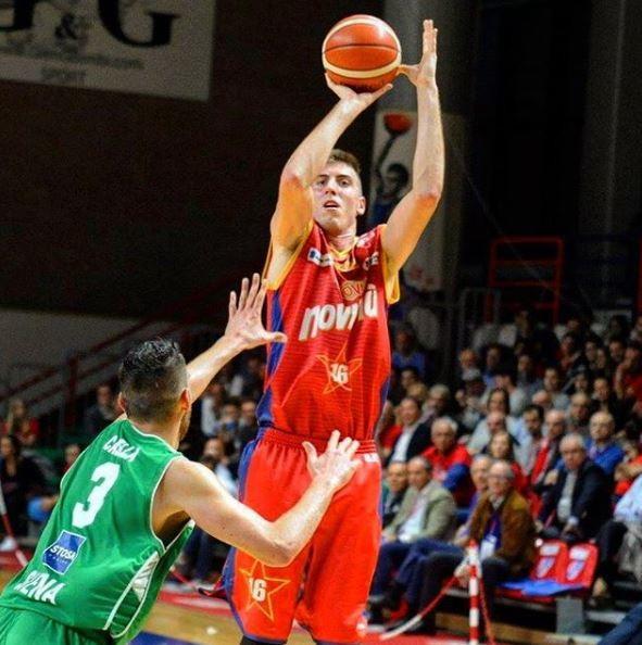 Luca Severini (Basket - Bertram Derthona)