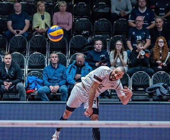 Daniel De Souza Maciel (Volley - Saaremaa)
