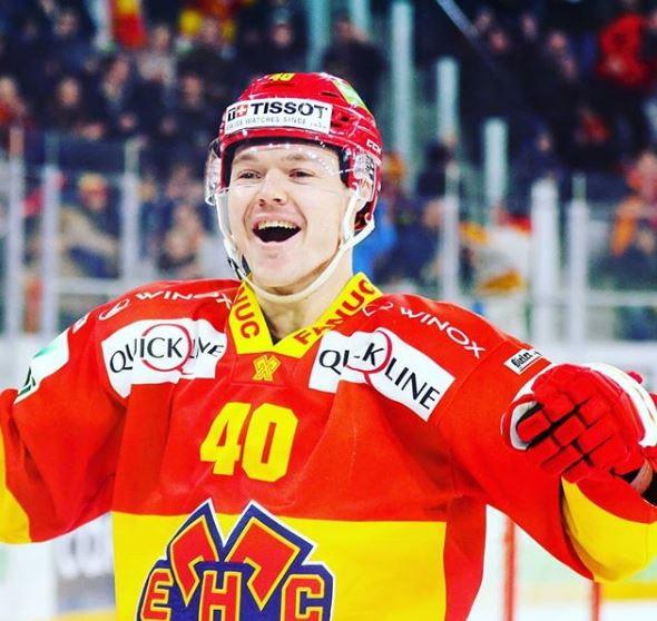 Jan Neuenschwander (Hockey Ghiaccio-Bienne)