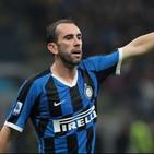 Inter, sirene inglesi per Godin: duello Tottenham-Manchester United