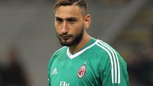 """Donnarumma: """"Io tifoso del Milan, darò tutto per questa maglia"""""""