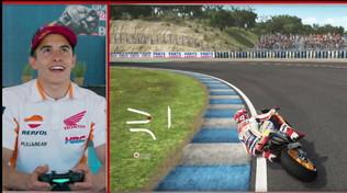 """Marquez: """"MotoGP virtuale per i fan, ma io voglio vincere"""""""