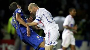 """Materazzi: """"La testata di Zidane? Ecco cosa gli ho detto"""""""