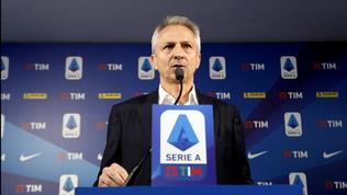 """La Lega Serie A: """"Entro lunedì il piano per il taglio degli stipendi"""""""
