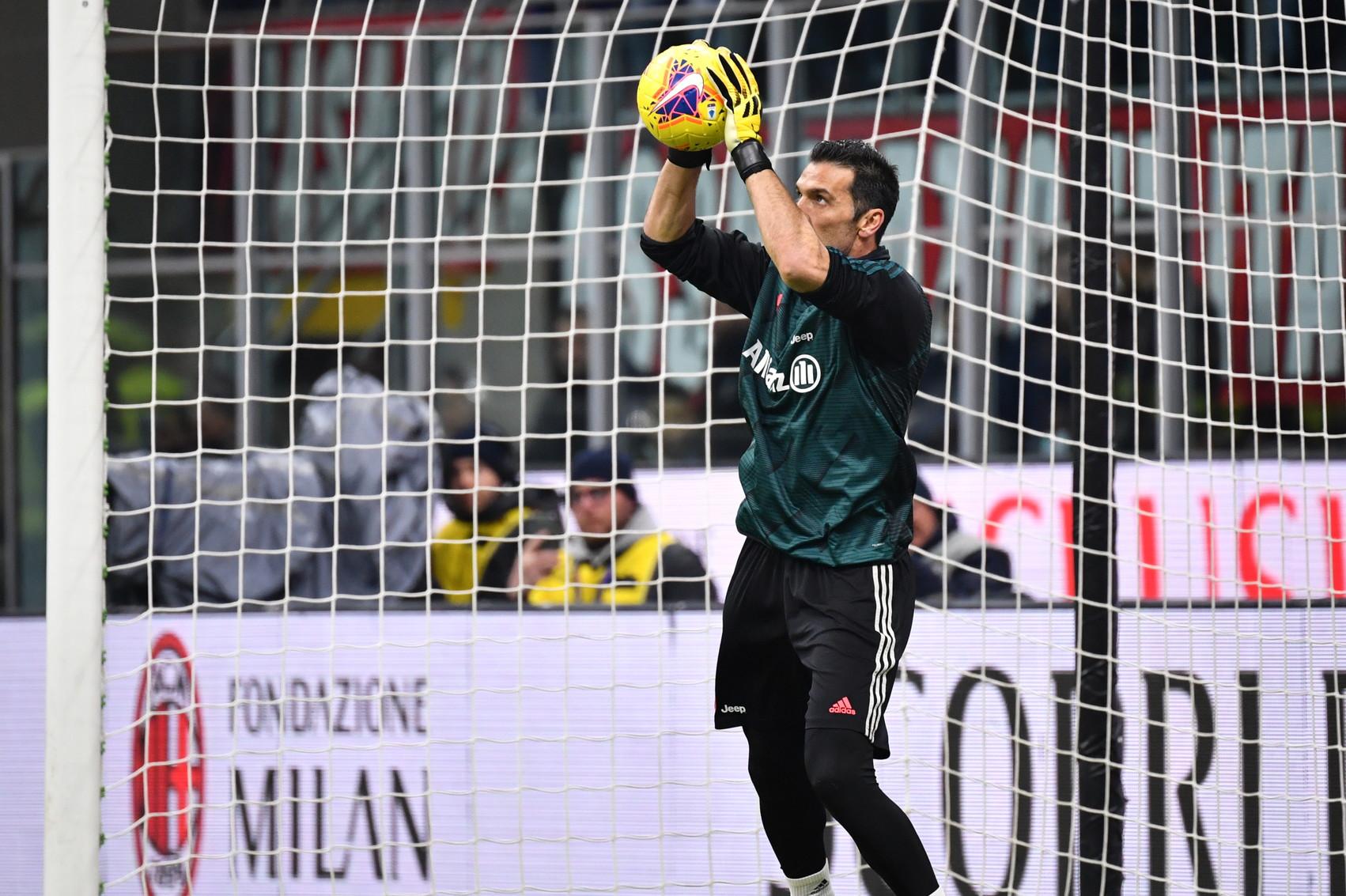 Buffon: 500.000 euro netti
