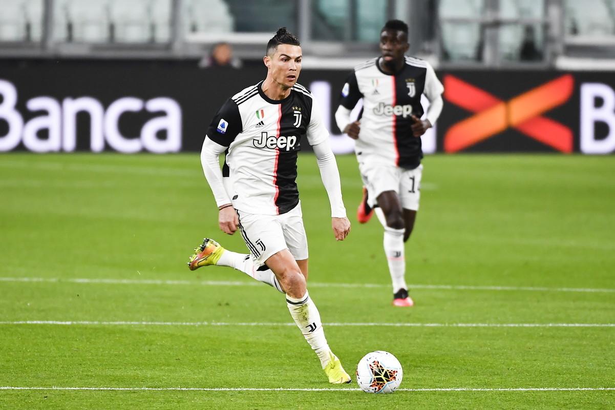 Cristiano Ronaldo: 10,3 milioni di euro netti