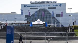 Formula E, il London ExCel Centre convertito in ospedale temporaneo