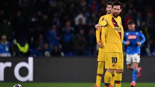"""Messi e compagni: """"Via il 70% dell'ingaggio e aiuteremo i dipendenti"""""""