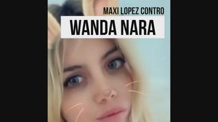 """Maxi Lopez, attacco a Wanda: """"Che madre sei?"""""""