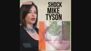 """Tyson shock: """"La mia tigre ha staccato il braccio ad una donna"""""""