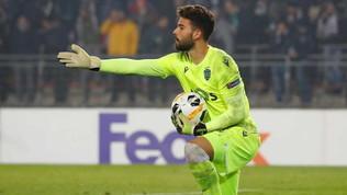 Un altro derby tra i pali: Milan e Inter su Luis Maximiano