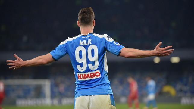 Il Milan volta pagina: c'è Milik per il dopo-Ibra