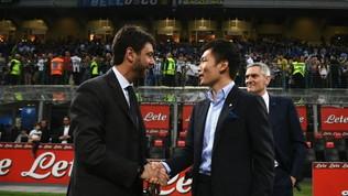 Inter e Milan guidano il fronte del no, Juve attendista, Lazio e Napoli per il sì
