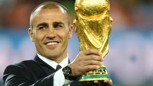 """Cannavaro scrive agli italiani: """"Siamo come la Nazionale del 2006"""""""