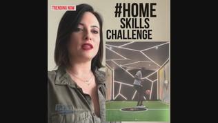 Da Ibra a Pogba, sui social impazza la Home Skills Challenge!