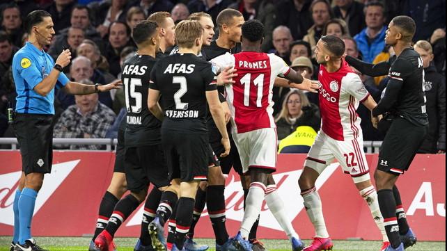 Stop Eredivisie fino a giugno,Bundesligaferma fino al 30/4